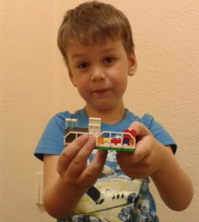 Легоконструирование в Екатеринбурге